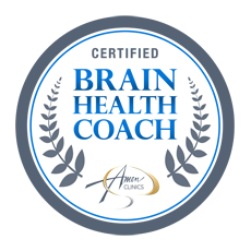 certified Amen Clinic Brain Health Coach